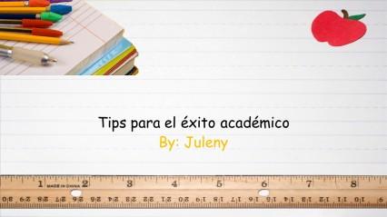 tips academico